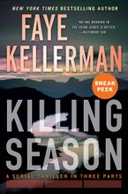 Killing Season Sneak Peek eBook  by Faye Kellerman