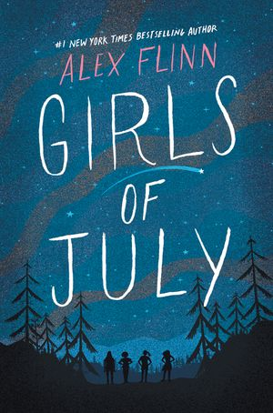 Girls of July book image