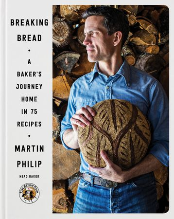 Book cover image: Breaking Bread: A Baker's Journey Home in 75 Recipes | Wall Street Journal Bestseller