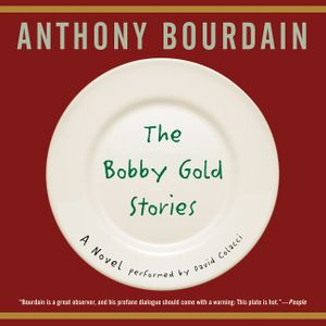 The Bobby Gold Stories book image