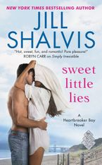 Sweet Little Lies Paperback  by Jill Shalvis