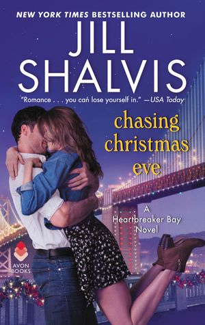 Chasing Christmas Eve book image