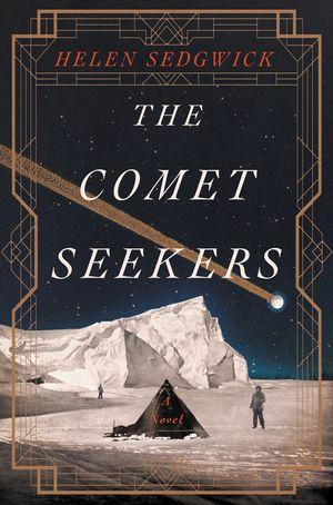 The Comet Seekers book image
