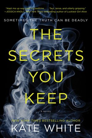 The Secrets You Keep book image
