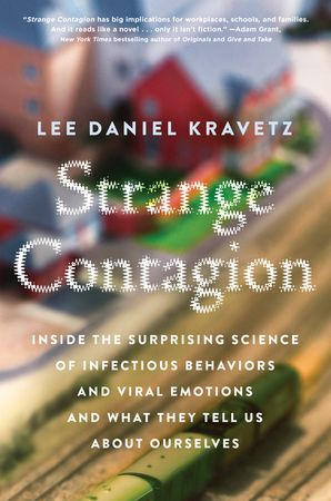 Image result for Strange Contagion - Lee Daniel Kravetz