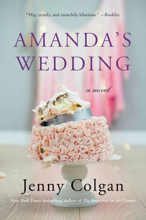 Amanda's Wedding book image
