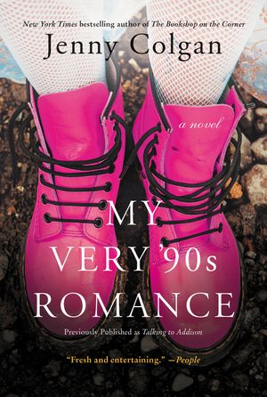 My Very '90s Romance book image
