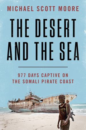 The Desert and the Sea book image