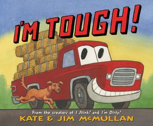 I'm Tough! book image