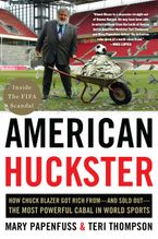 American Huckster Paperback  by Mary Papenfuss