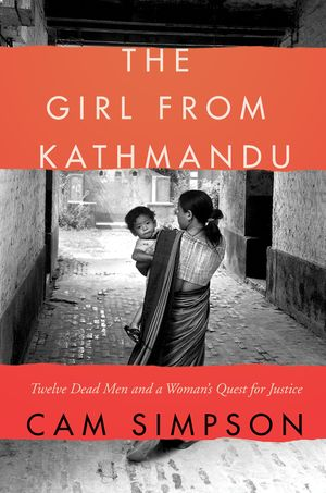 The Girl from Kathmandu book image