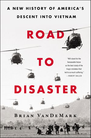 Road to Disaster book image