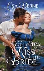 You May Kiss the Bride Paperback  by Lisa Berne