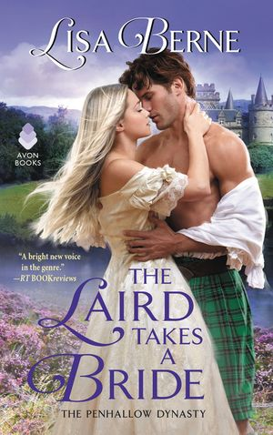 The Laird Takes a Bride book image