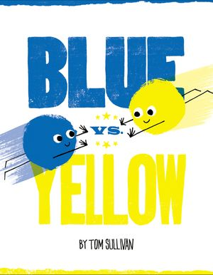 Blue vs. Yellow book image