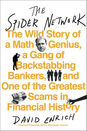 The Spider Network book image