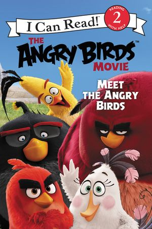 The Angry Birds Movie: Meet the Angry Birds book image