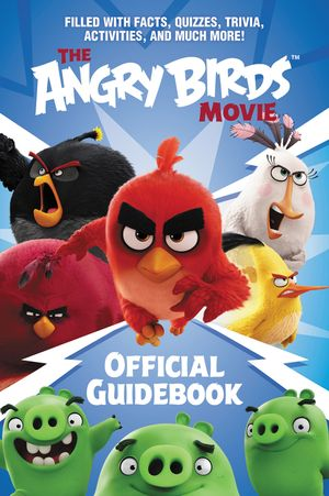 The Angry Birds Movie Official Guidebook book image