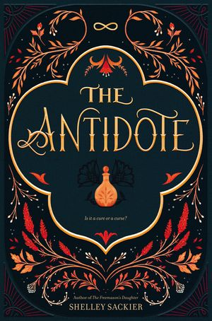 The Antidote book image