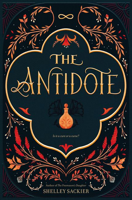 Image result for the antidote book cover