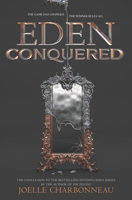 on sale 74eb2 eb77a Eden Conquered - Joelle Charbonneau - Hardcover