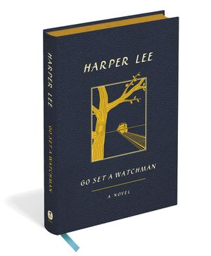 Go Set a Watchman, Leatherbound Edition book image
