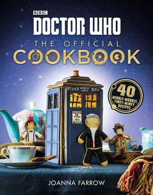 Doctor Who: The Official Cookbook book image