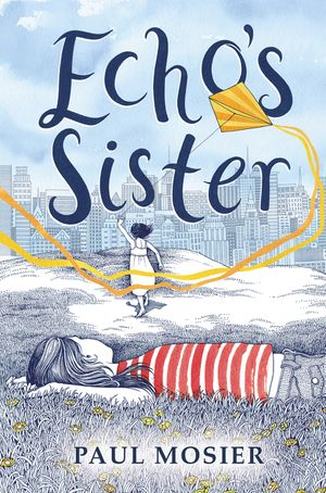 Echo's Sister book image