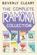The Complete Ramona Collection eBook  by Beverly Cleary