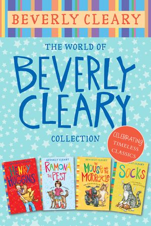 The World of Beverly Cleary Collection book image