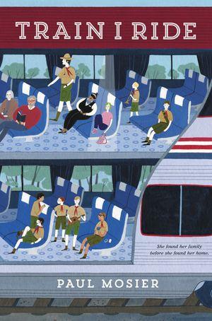 Train I Ride book image
