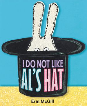 I Do Not Like Al's Hat book image