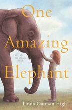 One Amazing Elephant Hardcover  by Linda Oatman High