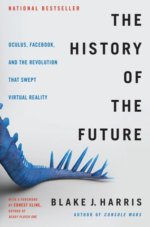 The History of the Future book image
