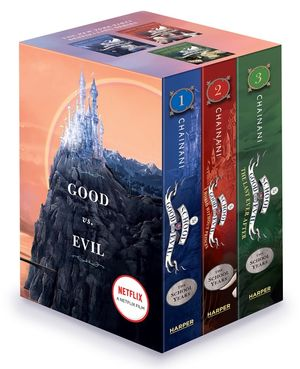 The School for Good and Evil Series Paperback Box Set