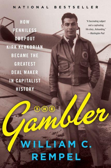 The Gambler William C Rempel Hardcover