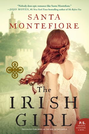 The Irish Girl book image