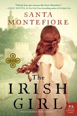 The Irish Girl book image