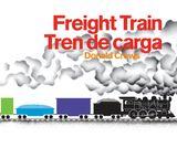 Freight Train/Tren de carga Bilingual Board Book