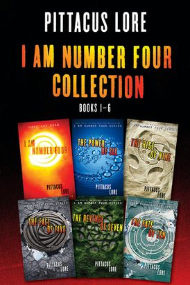 The Power Of Six Ebook Indonesia
