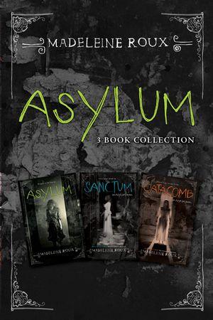 Asylum 3-Book Collection book image