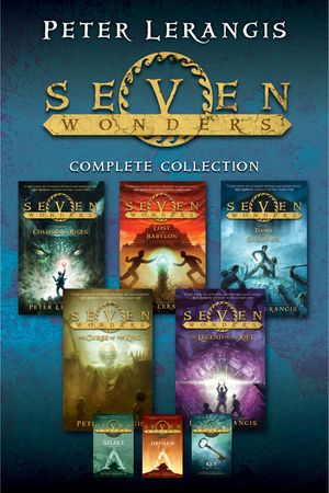 Seven Wonders Complete Collection book image
