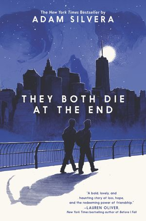 They Both Die at the End book image