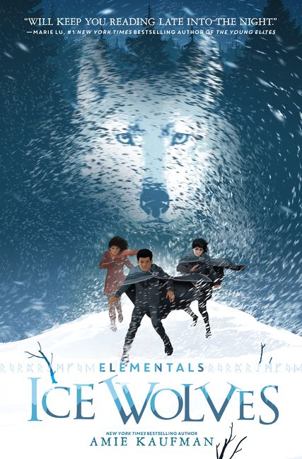 Image result for ice wolves elementals