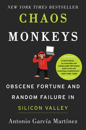 Chaos Monkeys book image