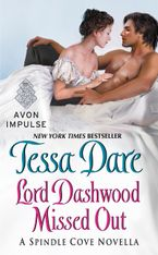 Lord Dashwood Missed Out Paperback  by Tessa Dare