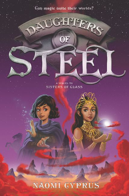 Daughters Of Steel Naomi Cyprus Hardcover