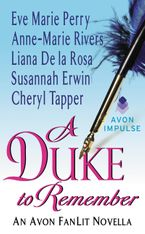 A Duke to Remember eBook  by Susannah Erwin