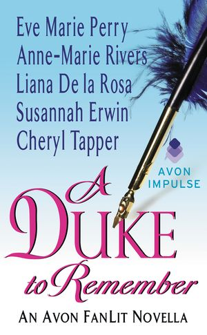 A Duke to Remember book image