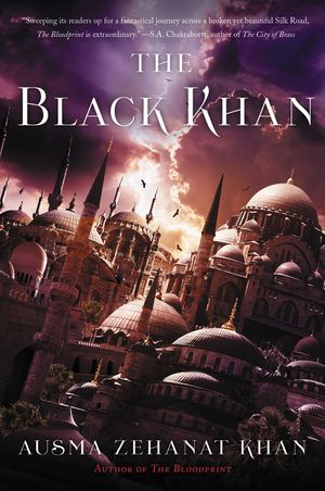 The Black Khan book image